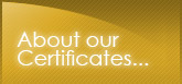 Find More on Certificates